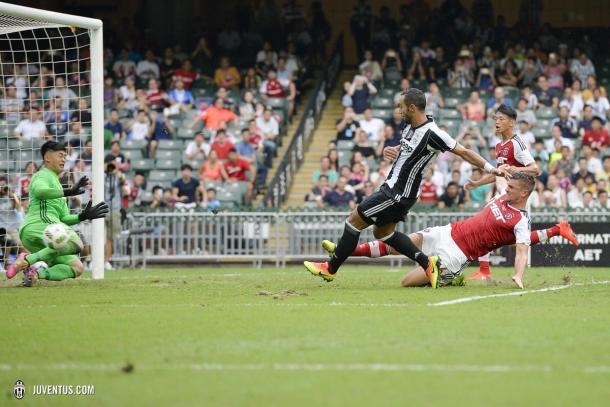Dopo il Tottenham, anche il South China: che goleador Benatia! | Foto: juventus.com