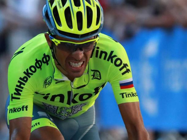 Contador was forced to retire due to illness / The Independent