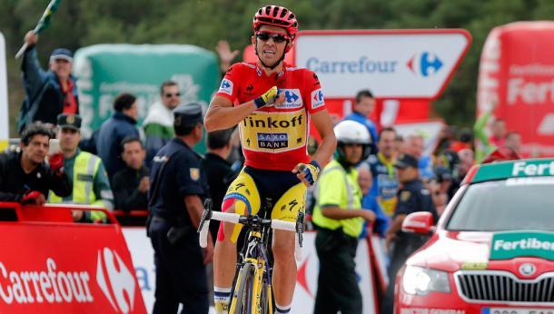 Alberto Contador fue campeón de la Vuelta 2014 | Fotografía: Vuelta a España