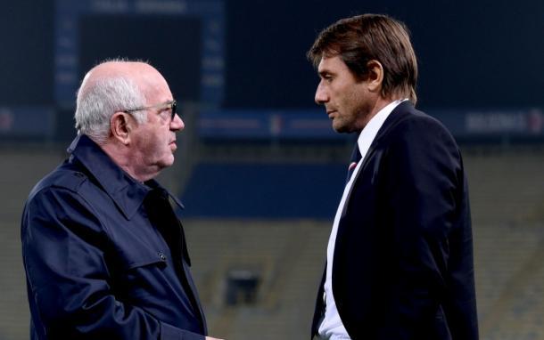 Tavecchio e Conte, sport.sky.it