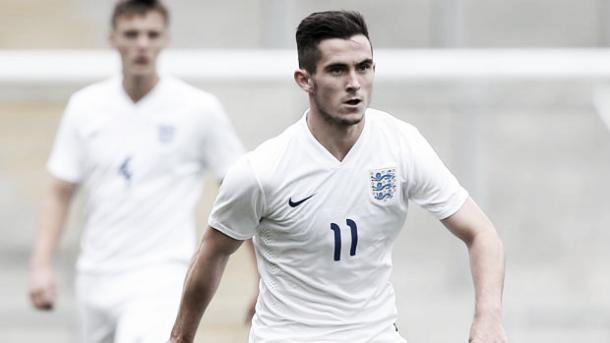 Cook has represented England at youth level. Photo FA.com