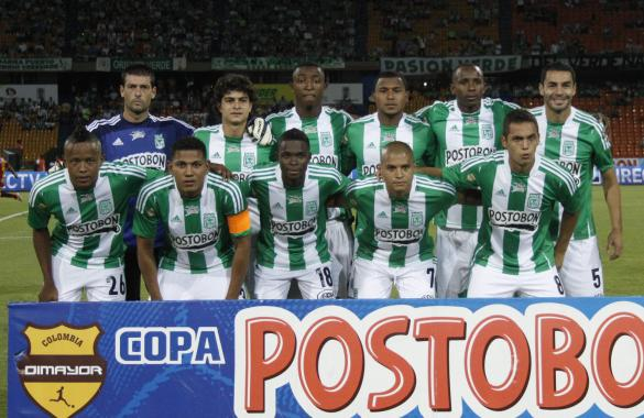 Atlético Nacional conquistó en 2012 la Copa Colombia. | Foto: El Colombiano