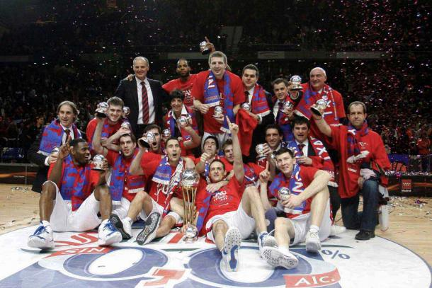 La última Copa del Rey que consiguió Baskonia fue en 2009 | Foto: ACB Photo