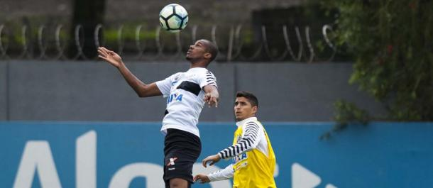 Copete marcou seis gols nessa edição do Brasleiro (Foto: Ivan Storti/Santos FC)