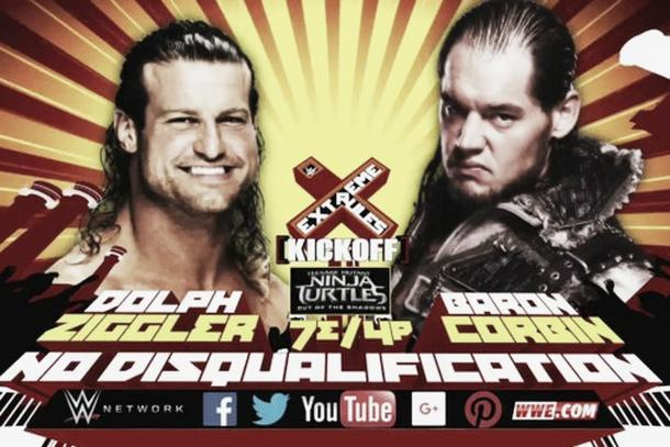Can Ziggler overcome the Lone Wolf? Photo- CageSideSeats.com