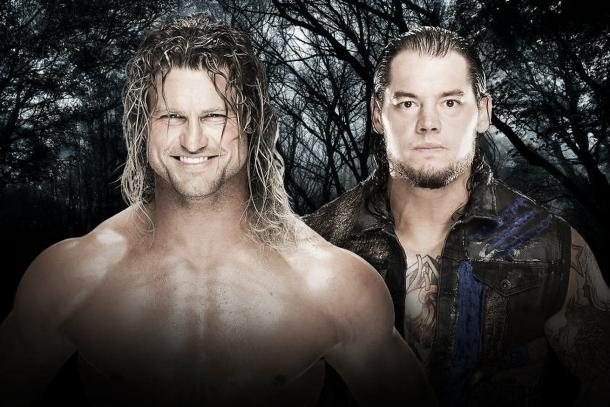 Can the Lone Wolf defeat the WWE veteran? Photo-WWE.com