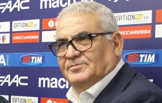 Pantaleo Corvino, forzabologna.net