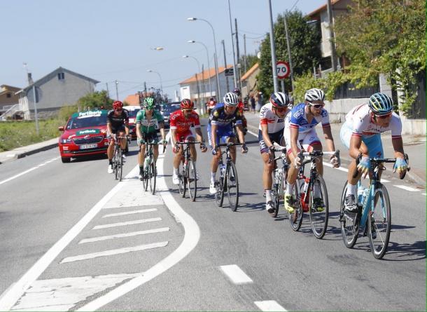 Foto: Vuelta a Espana/Twitter