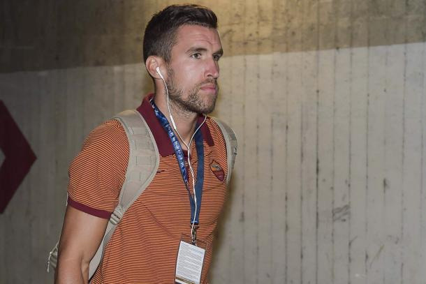 Kevin Strootman | Foto: @OfficialASRoma