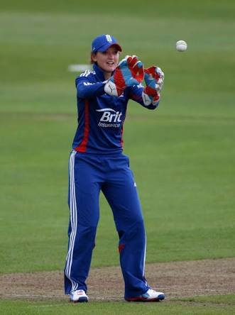 Sarah Taylor | Photo: Getty Images