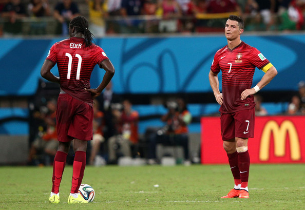 Portugal crashed out of the group stages at the 2014 FIFA World Cup, and will want to make up for that with a good European Championship campaign this summer. (Photo: Adam Pretty/Getty Images South America)
