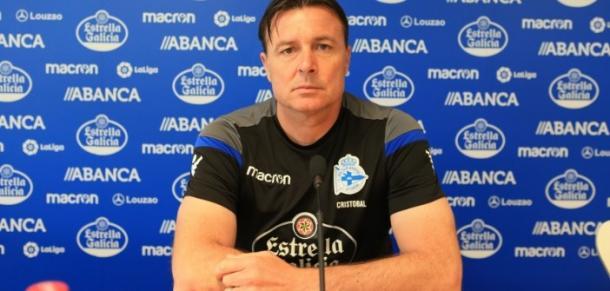 Cristóbal Parralo | Foto: RC Deportivo