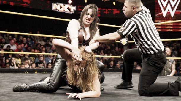 Nikki Cross could be the next Women's Champion. Photo: WWE.com