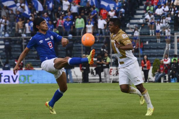 Pumas pierde en semifinales contra Cruz Azul | Foto: Pumas.