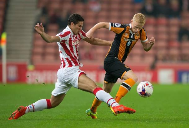James Weir was impressive on his full debut (photo: Twittee/Hull City)