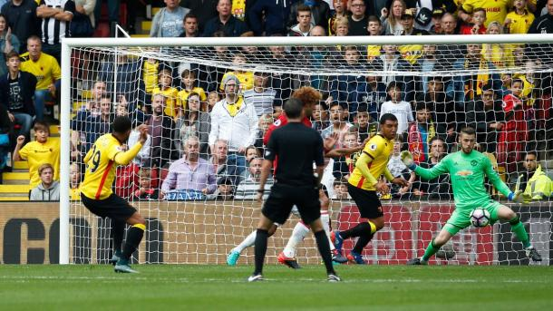 Capoue insacca! | Foto: @WatfordFC