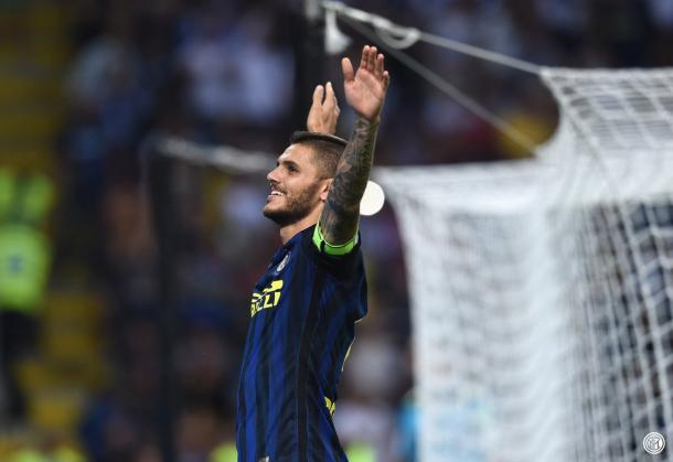 Icardi - Foto: Inter.it