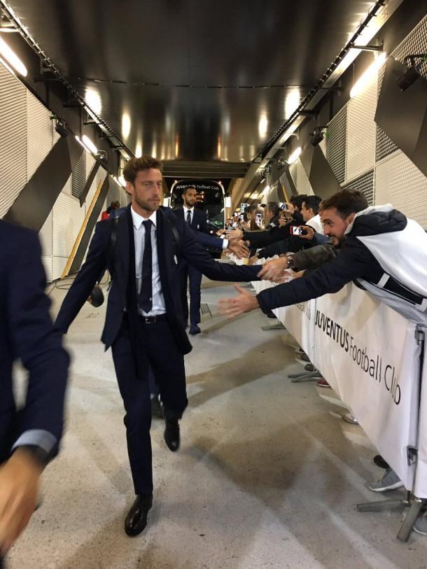 Claudio Marchisio | Foto: @juventusfc
