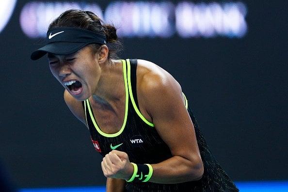 Shuai Zhang - Foto: WTA