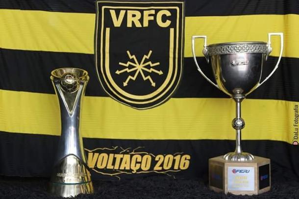 Voltaço conquistou Taça Rio e a Série D do Brasileirão em 2016 | Foto: Dalila Almeida/Volta Redonda F.C.