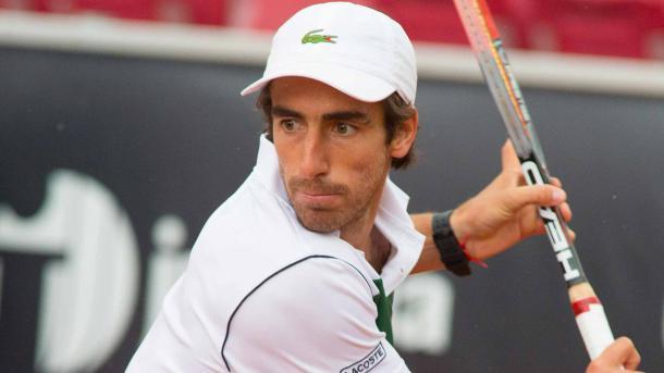 Pablo Cuevas, rival de Santiago Giraldo en la segunda ronda del Argentina Open. Foto: ATP