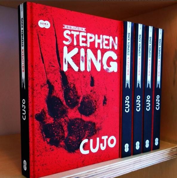 Cujo foi lançado em 2016. (Foto: Suma de Letras)