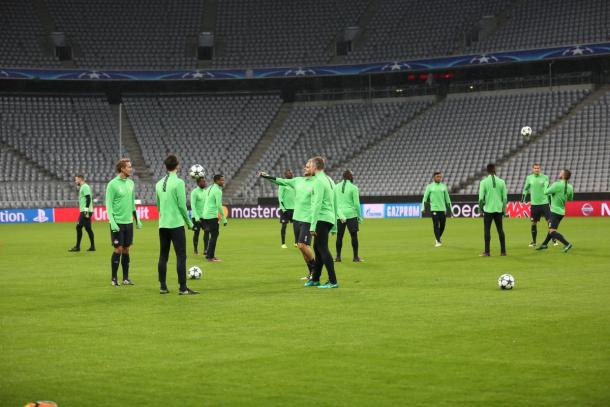Foto: Bayern Monaco/Twitter