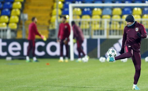 Foto: Atletico Madrid/Twitter