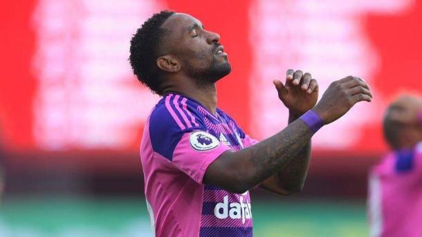 Defoe sigue siendo un peligro para las áreas rivales | Foto: Sunderland