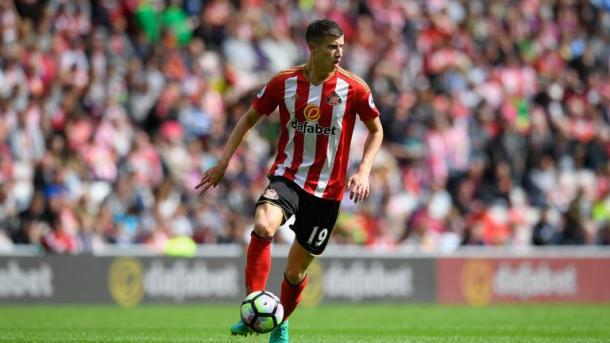 McNair es una baja sensible para el equipo de Moyes | Foto: Sunderland