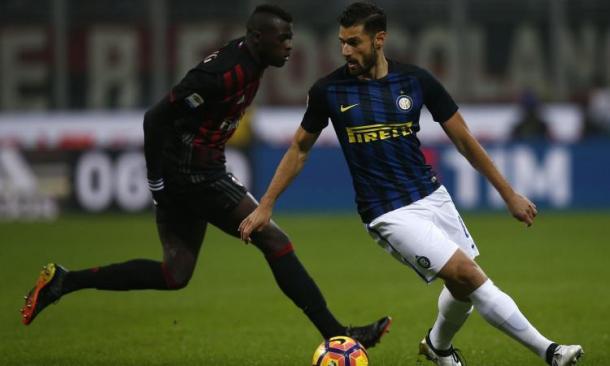 M'Baye Niang contro l'Inter - calciomercato.com