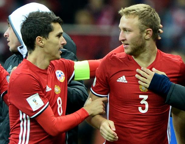Armenia-Montenegro 3-2 | Foto: fifa.com