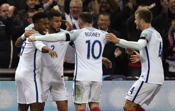 Inghilterra-Scozia 3-0 | Foto: @squawka