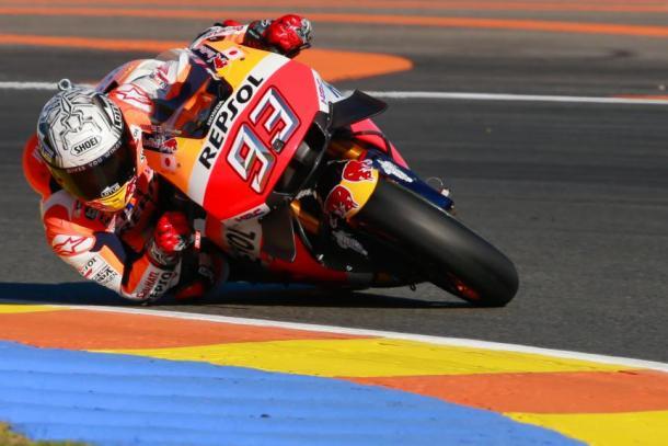 Marc Marquez. Fonte foto: motogp.com