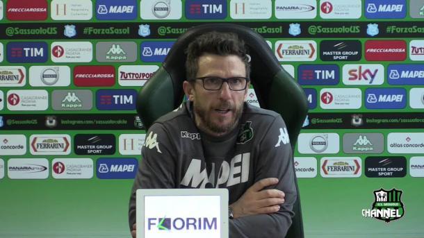 Sassuolo twitter