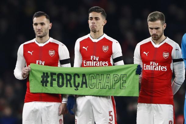 Foto: Divulgação/Arsenal