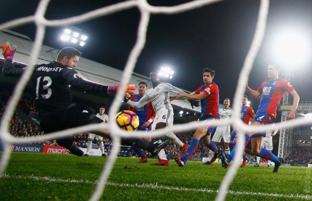 Il goal di Paul Pogba | Foto: @ManUtd