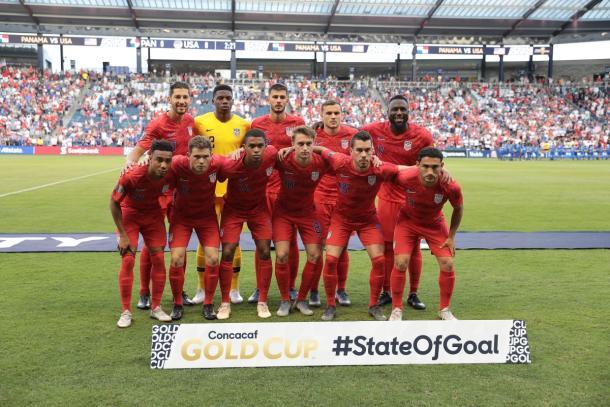 Estados Unidos, el actual campeón de la Copa Oro | Foto: US Soccer
