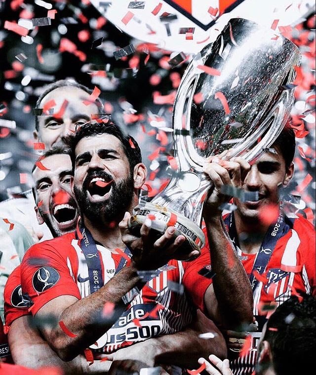 Twitter: Diego Costa oficial