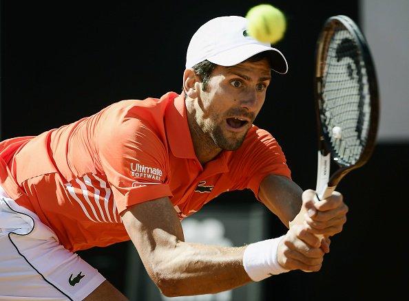 Djokovic no se rinde. Imagen-ATP