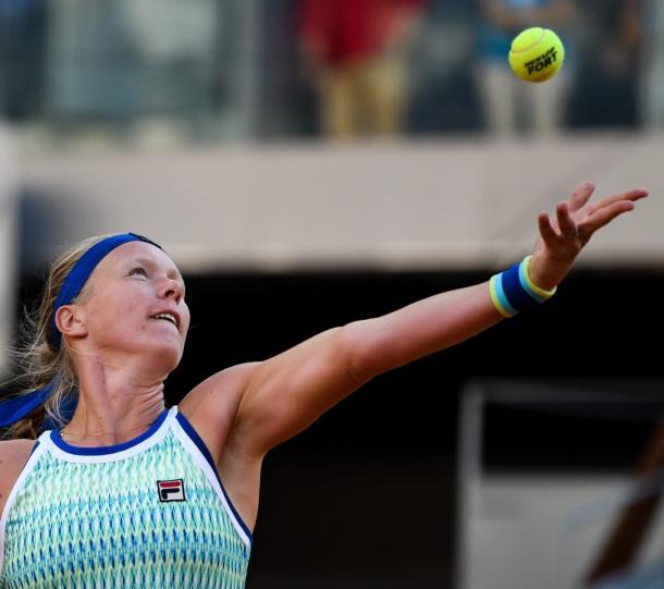 Bertens golpeaba primero | Foto: Mutua Madrid Open