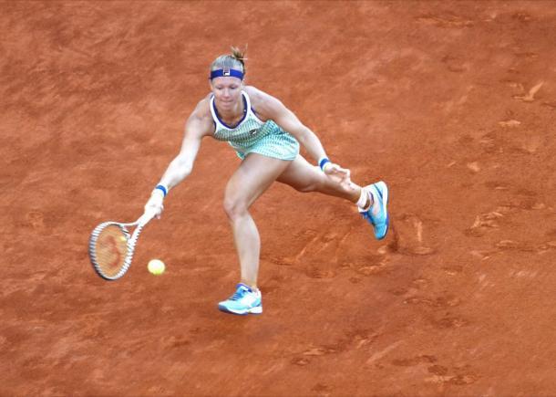 En su segundo intento, Bertens se consagró campeona en Madrid | Foto: Mutua Madrid Open