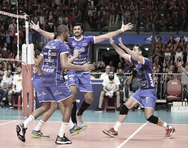 Foto: Renato Antunes/Maxx Sports Brasil/Taubaté)
