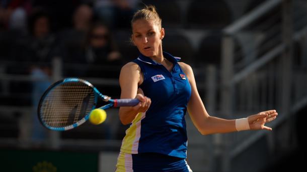 Karolina Pliskova | Foto: WTA