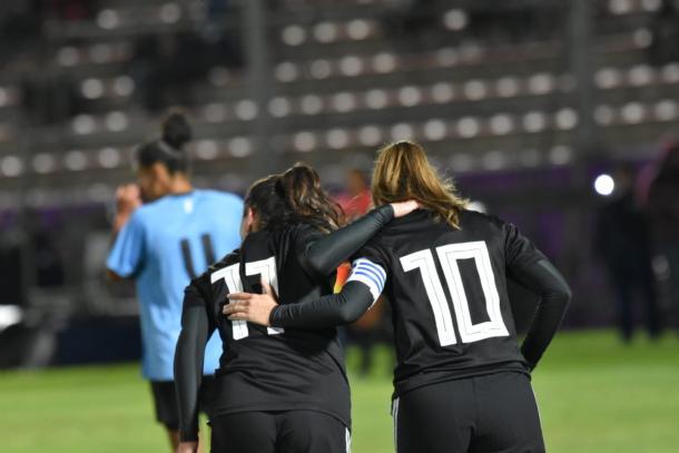 Argentina's hopes rest on Banini and Bonsegundo | Source: afa.com.ar