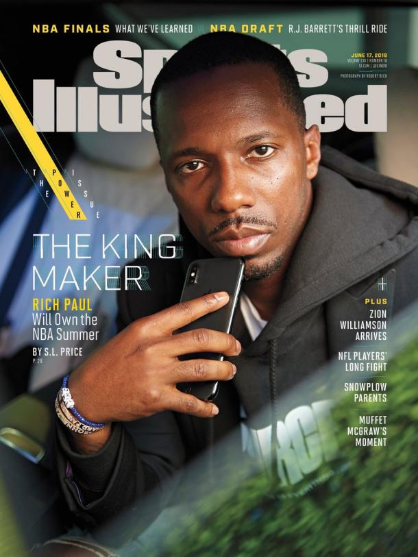 Rich Paul - Sports Illustrated