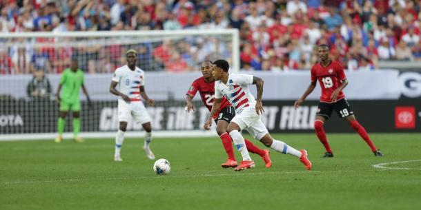 Estados Unidos se mantiene invicta | Foto: US Soccer