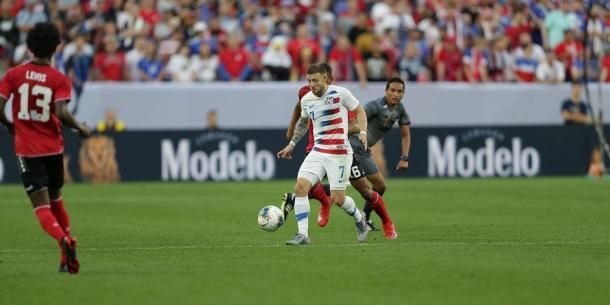 Paul Arriola ante Trinidad y Tobago | Foto: US Soccer