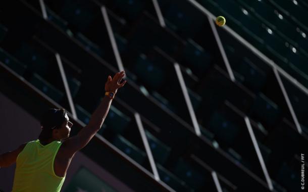 Nadal - Fonte: @rolandgarros/ Twitter