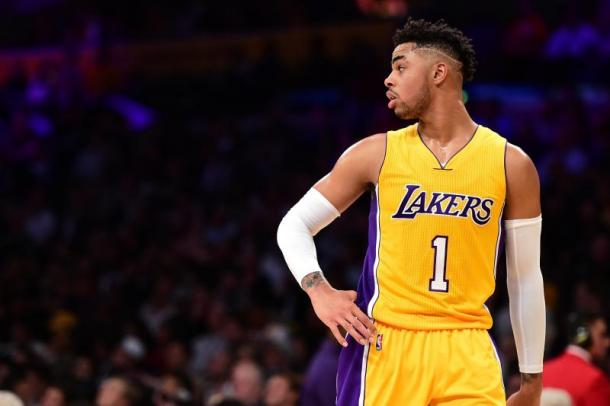 The Lakers parted away with Russell as he wasn't in their future plans. Photo: Harry How/Getty Images